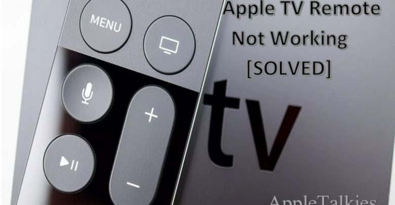 Photo of Apple TV Remote Not Working – The Definitive Guide