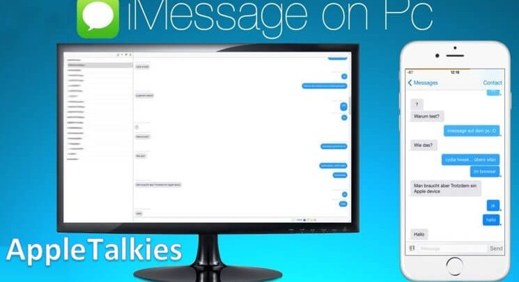Photo of Using iMessage for PC: Step By Step Guide to use iMessage on PC Windows 10