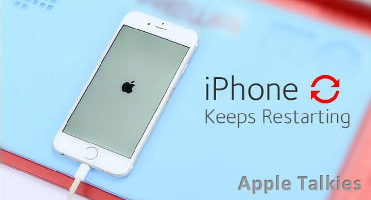 issue of iPhone keeps on restarting fixed 100%