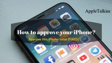 Photo of Fixed Approve this iPhone with 100% Working Methods