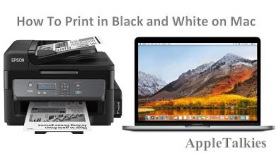 Photo of How to Print in Black and White on Mac – {Simple Guide}
