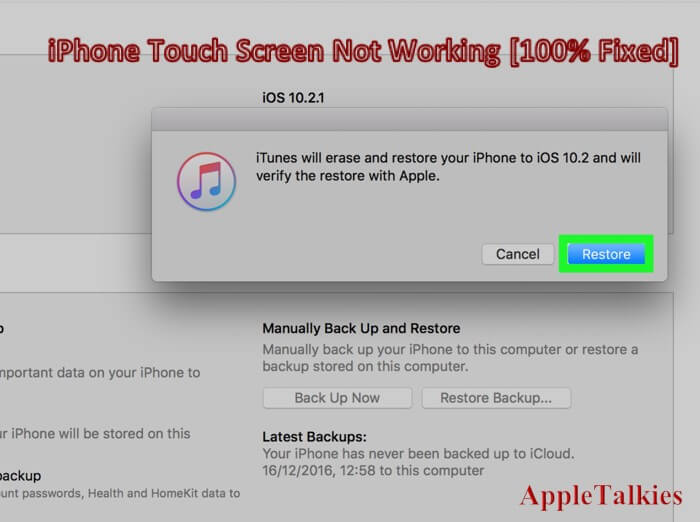 Use itunes to reset your phone.
