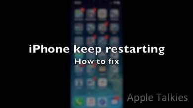 Photo of iPhone Keeps Restarting Issue [100% Solved]