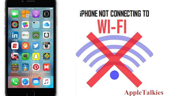 Photo of iPhone Not Connecting to WiFi or Internet [100% FIXED]