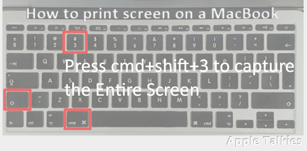 capture entire screen on mac