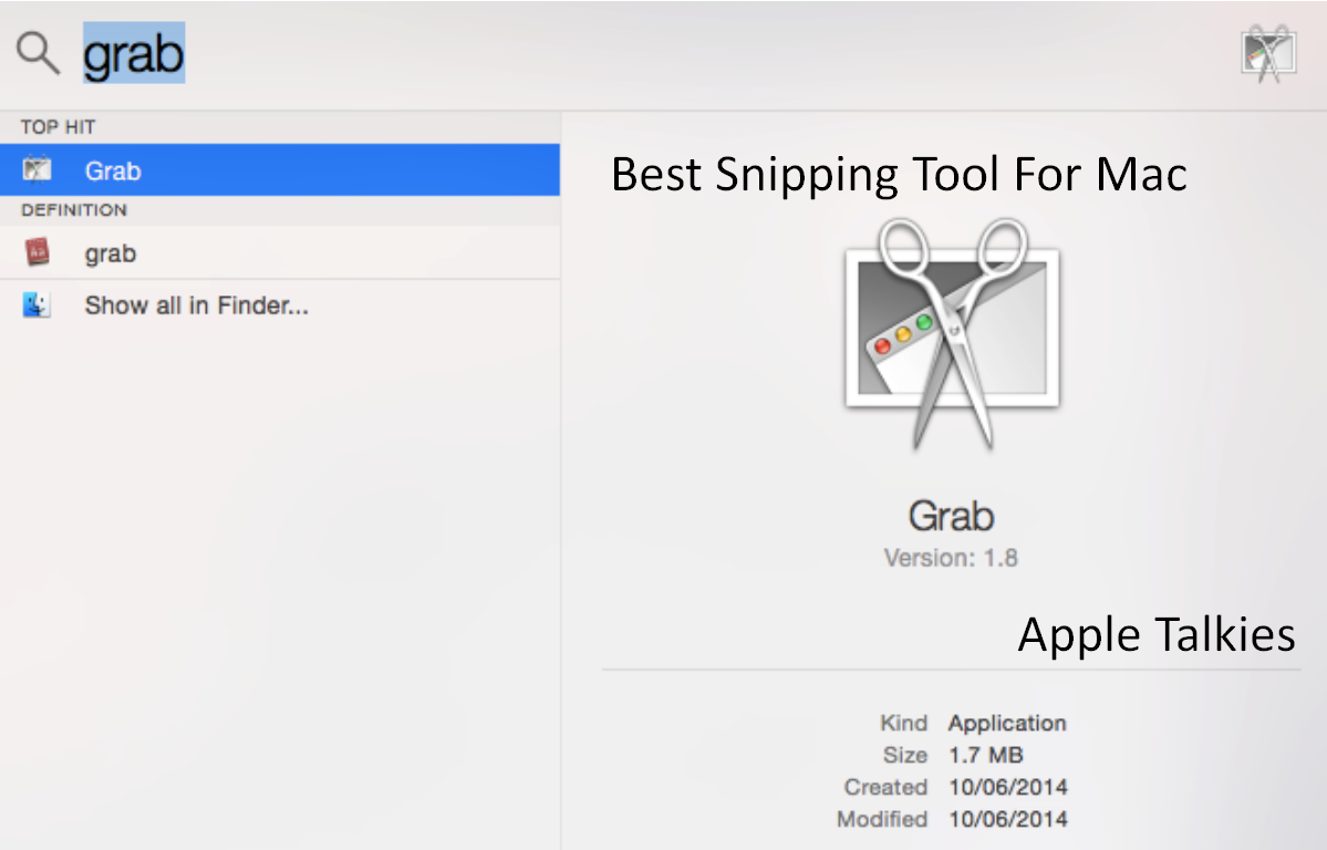 best snipping tool for mac